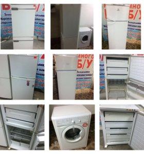 Б/у холодильник, морозильник рабочий