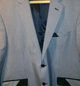 Пиджак клубный новый