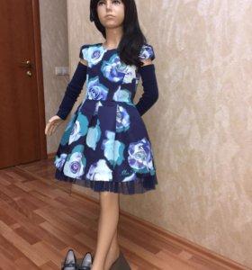 Новое платье Blumarine 8 лет