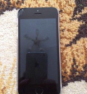 Продам айфон 5s на 32Гб