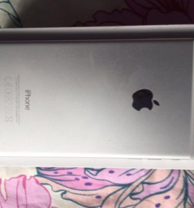 IPhone 📱 6 plus silver 64 g