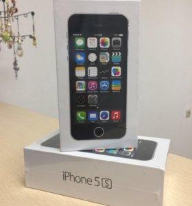 iPhone 5s 16gb новый!!!