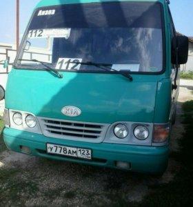 Автобус ASIA COMBI