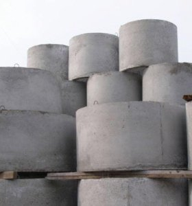 ЖБИ кольца бетонные