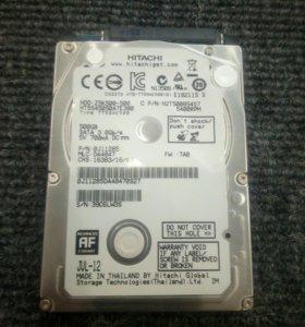 Жёсткие диски для ноутбука 500GB