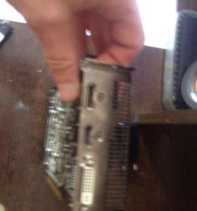 Видеокарта Radeon hd 7770