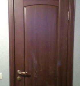 Установка (монтаж) дверей