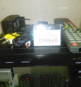 Ресивер триколор HD, GS 8306