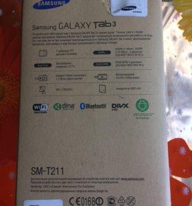 Продам планшет Самсунг таб 3