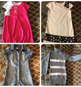 Вещи для девочки 10-11лет