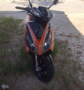 Скутер sym jet sport sr50