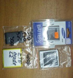 Акб s3 /s4 ZTE Nokia