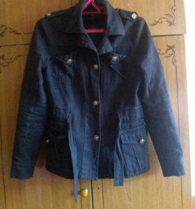 Куртка джинсовая 44 размер