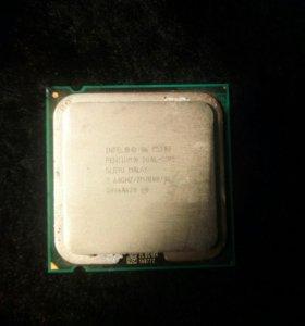 Процессор Intel Pentium E5300 2.6 Ghz