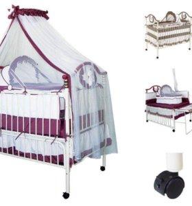 Кроватка детская до 14 лет
