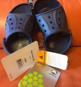 Crocs 8-9 новые Оригинал