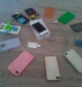 Айфон 4s (8gb)