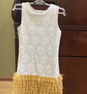 Нарядное платье 152 рост