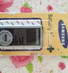 Батарея на Самсунг гэлакси х5 оригинал.