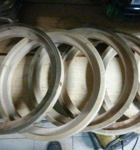 Проставочные кольца для автоакустики