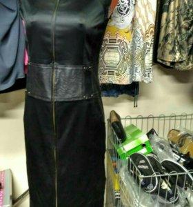 Черное платье с огромной скидкой