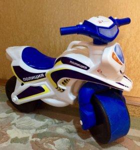 Мотоцикл 🏍Беговел