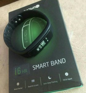 iWONfit i6 HR Smart Band