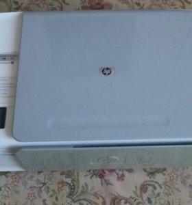 Мфу HP Photosmart С 4283 цветной.