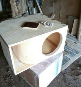 Расчет и изготовление сабвуферных корпусов