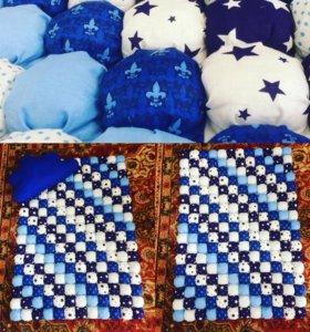 Объемный коврик для детей