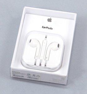 Наушники - гарнитура iPhone (айфон)