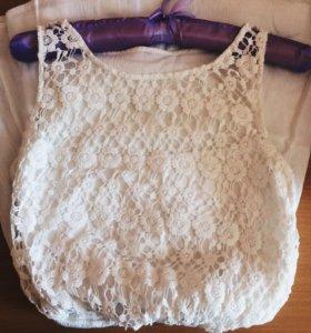 Хлопчатобумажное платье