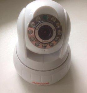 Новая IP Поворотная Камера ночного видения