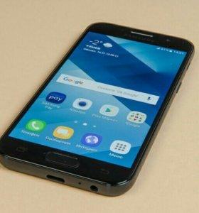 Samsung a3 2017 телефону месяц
