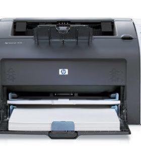 Принтер НР 1010 лазерный
