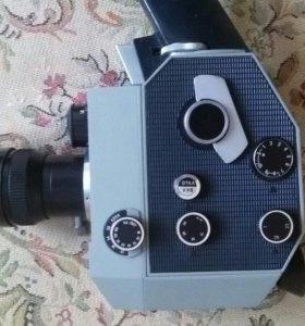 Кинокамера Кварц 2х8с3