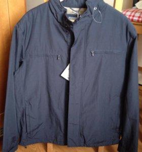 Новая мужская куртка/ветровка Geox Италия 52-54 р