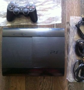 PlayStation 3 super slim 12gb PS3