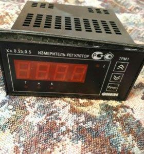 Измеритель регулятор микропроцессорный