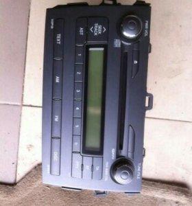 Штатная магнитола Corolla E150 2007 - 2012 USB