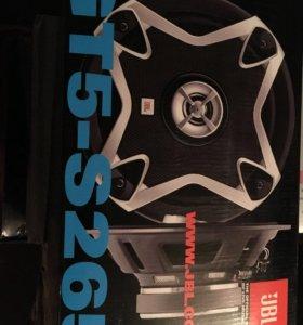 16 коаксиалы JBL GT5-S265