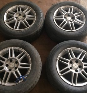 Продам Колеса R16 5x112 235/60 (комплект).