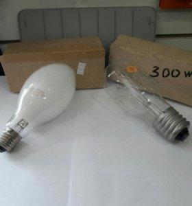 Лампа для прожекторов 300 W.