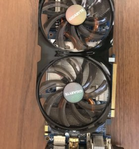Видеокарта Gigabyte Geforce gtx 670 windforce 2x