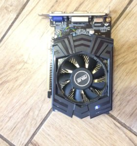 Видеокарта GTX 750