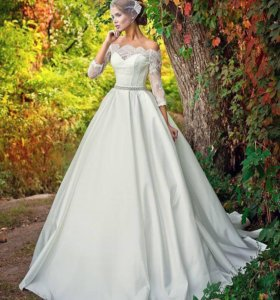 Свадебное платье(возможен прокат)