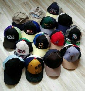 Новые бейсболки кепки