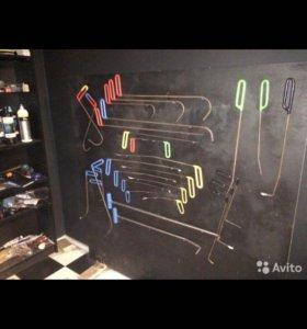 Оборудование для удаления вмятин без покраски