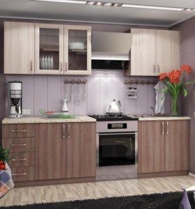 Кухня ЛДСП 2 м