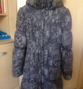 Зимнее пальто 158-164